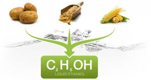 bio-ethanol productie